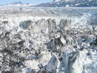 Tustumena Glacier
