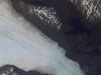 Tyndall Glacier