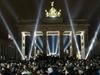 Twentieth Anniversary Celebrations At Brandenburg Gate