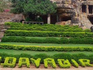 Cuevas Udayagiri y Khandagiri