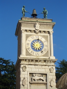 Udine Towerdetail