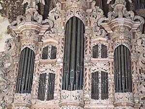Ugale Pipe Organ Workshop