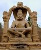 Ugranarsimha Statue At Hampi