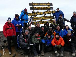 Lemosho Route - Kilimanjaro Trek Fotos