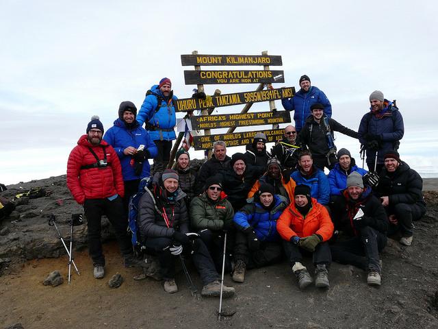 Lemosho Route - Kilimanjaro Trek Photos