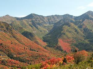 Montañas Uinta