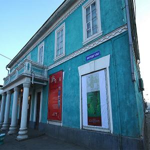 Ulaan Baatar - The Zanabazar Fine Arts Museum - Tourist Spot