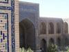 Ulugh  Beg  Madrassa Courtyard