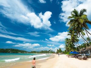 Praias do Sri Lanka, vida nocturna e Ondas 7 Dias