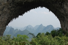 Under Moon Hill Archway