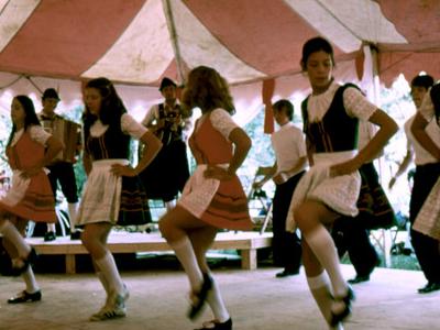 Unicoi  Cloggers  Bavarian  Polka