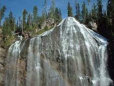 Union Falls - Yellowstone - USA