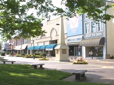 Union Square Downtown Hickory