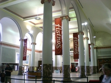 Union Station Lobby Is The Main Entrance