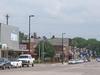 Union Street In Downtown Mora