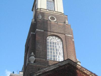 Unitarian Church Of All Souls