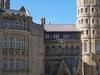 University  East  Enterance