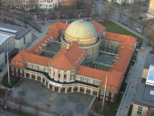 University Of Hamburg Administrative Building