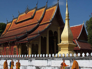 Unseen Luang Prabang World Heritage Photos