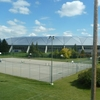 Basketball Courts And Olympic Oval