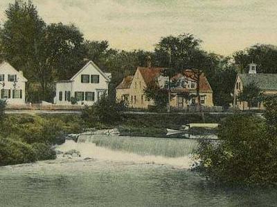 Upper Dam Rochester