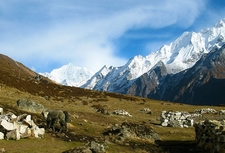 Upper Langtang Valley - Kham Area - China
