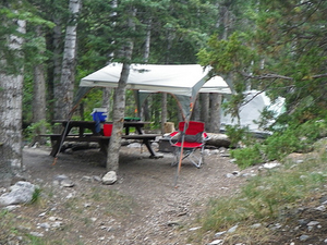 Upper Lehman Creek Campground
