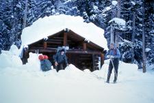 Upper Miller Creek Patrol Station - Yellowstone - USA