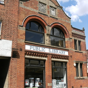 Upper Norwood Joint Library