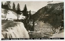 Upper Snake River Falls
