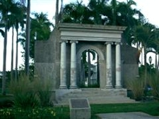 Portico Of The Mayaguez Campus