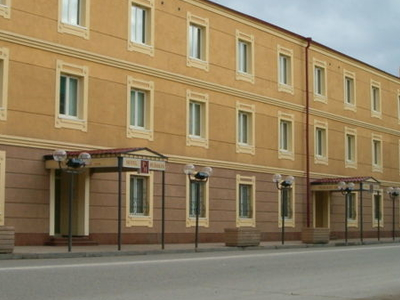 Pushkin Hotel Uralsk