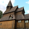Urnes Stave Church Side View
