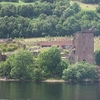 The Castle Viewed From Loch Ness