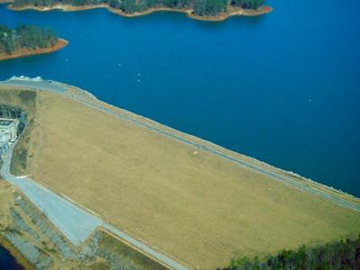 U S A C E  Buford  Dam  Georgia