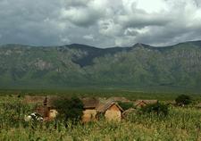 Usambara View Near The Village