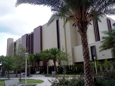 USF Tampa Main Library