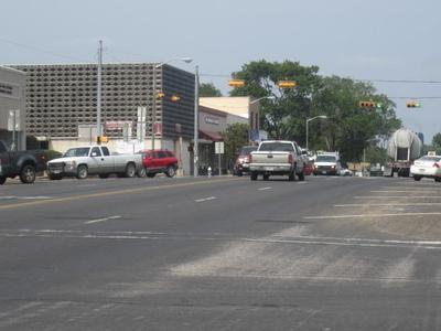 U . S .  Highway  7 9 In  Rockdale