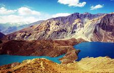 Usoi Dam Tajakistan