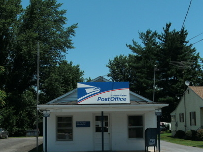 Post Office In Sperryville