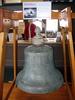 USS Connecticut (BB-18) Bell