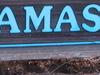 U S   W A   Camas  Lacamas Park  Main Sign  Tar