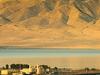 Utah Lake Telephoto View