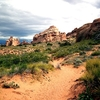 UT Arches National Park Landscape