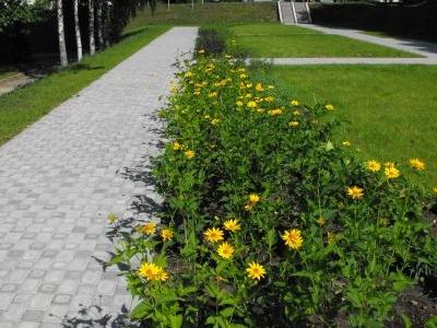 Utena City Garden