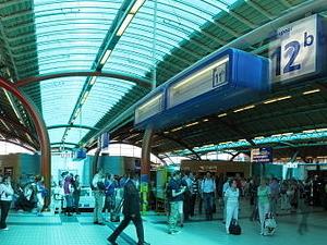 Utrecht Centraal Estación