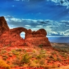 UT Turret Arch - Arches NP