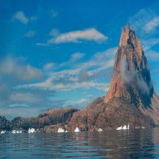 Uummannaq Mountain