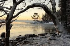 Uutela Winter Sea View Near Helsinki - Finland