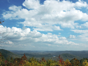 Uwharrie Montañas